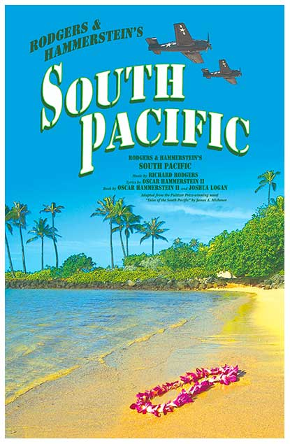 South Pacific at the Elmont Public Library Theatre